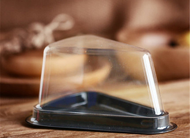 Cake Container with Clear Lid