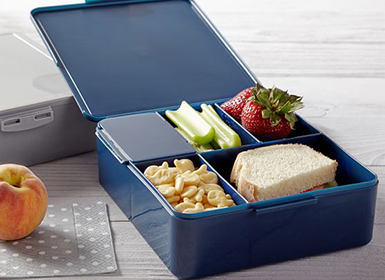 Custom Lunch box