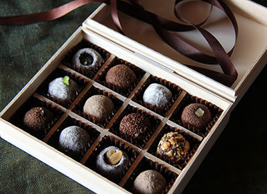 Chocolate Boxes with Blister Tray