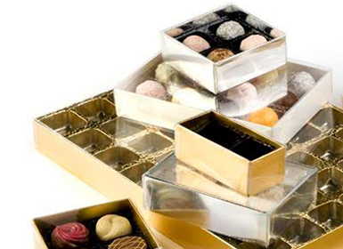 Plastic Trays For Chocolate