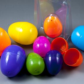 Plastic Easter Egg