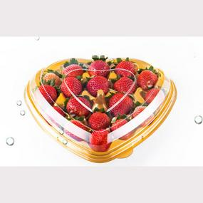 Heart Shape Strawberry container