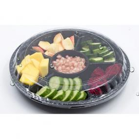 6 packs fresh fruit cutting box