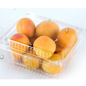 Apricot container