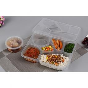 6 packs bento box