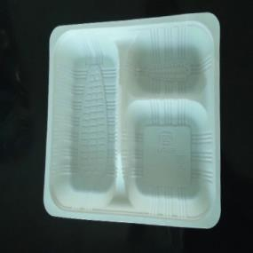 Biodegradable food tray
