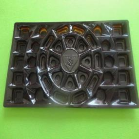 chocolate boxes tray