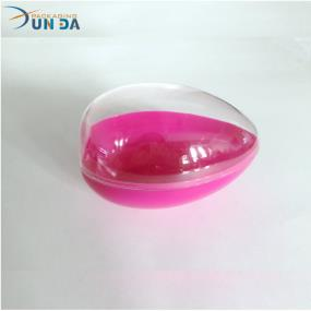Wholesale Customized Accepted Colored Large Plastic Easter Egg