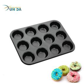 Trade Assurance Thermoforming Diposable Plastic Donut Display Case